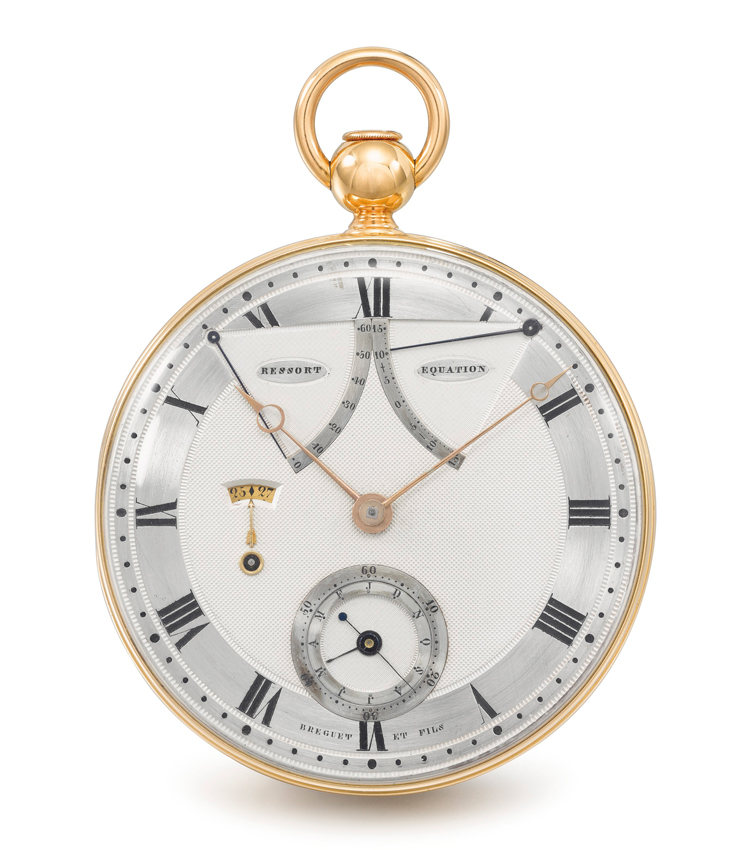 Rare Breguet watch nets £2.4m